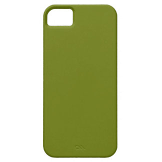 Murky Green colored iPhone 5 Covers