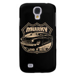 Murky Lead Sled Galaxy S4 Cover