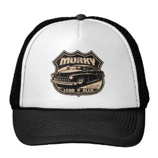 Murky Lead Sled Mesh Hats