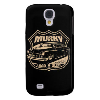 Murky Lead Sled Samsung Galaxy S4 Cover