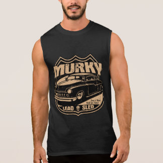 Murky Lead Sled Sleeveless Shirt