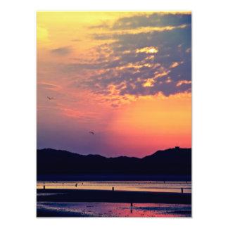 Murlough Beach Sunrise Art Photo
