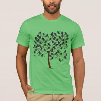 Murmuration of Starlings T-Shirt