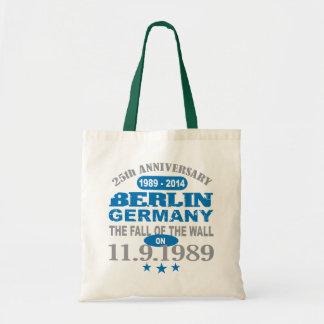 Muro de Berlín Alemania aniversario de 25 años