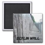 Muro de Berlín, Berlín, Alemania Imán De Frigorífico