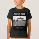 Muro de Berlín Playera