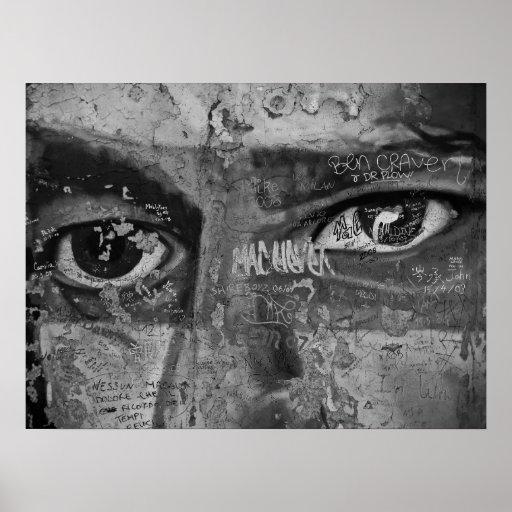 Muro de Berlín - visiones del pasado Póster