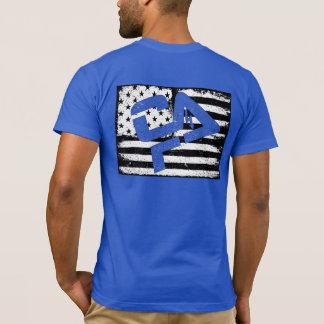 Murph Blue tshirt