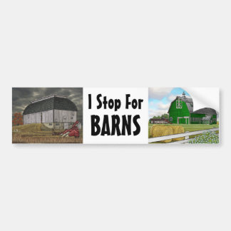 Murphy Barn Bumper Sticker