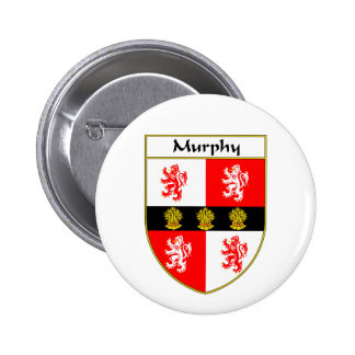Murphy Coat of Arms/Family Crest Button