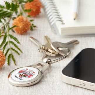 Murphy Coat of Arms Keychain