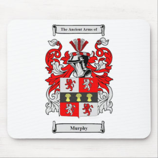Murphy Coat of Arms Mouse Pad