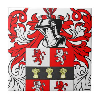 Murphy Coat of Arms Tile