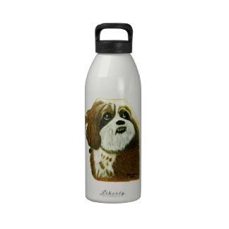 MURPHY doggie jGibney The MUSEUM Zazzle Gifts Reusable Water Bottles