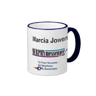 Murphy Messenger Ringer Coffee Mug