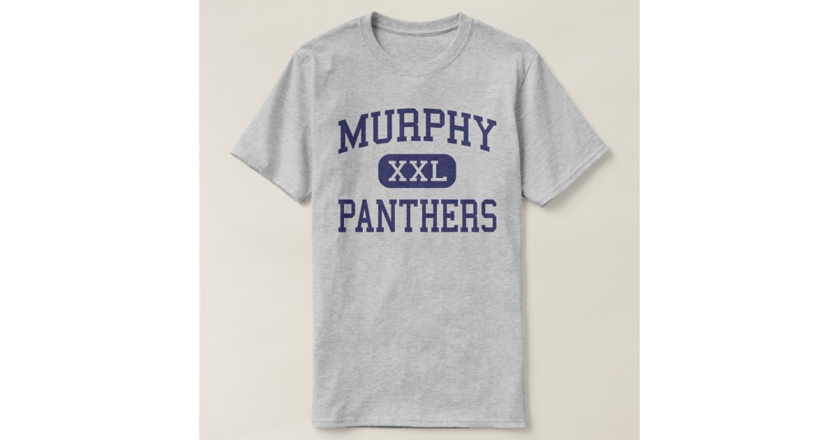 Murphy panthers high school mobile alabama t shirt for T shirt printing mobile al
