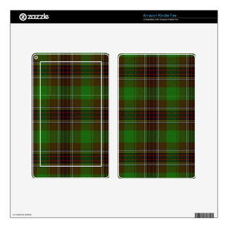 Murphy Tartan Plaid iPhone Cases and Covers Decal For Kindle Fire
