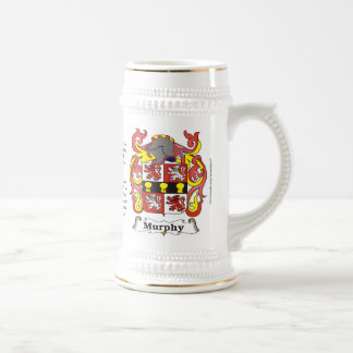 Murphy, the Origin, the Meaning and the Crest Coffee Mug