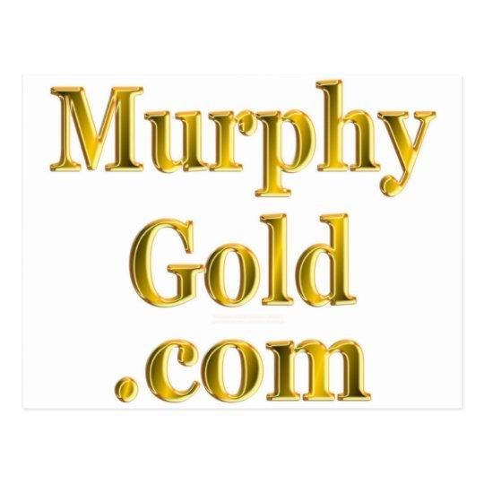 MurphyGold.com Postcard