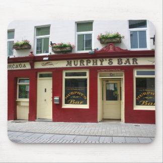 Murphy's Bar, Galway City, Ireland Mouse Pad