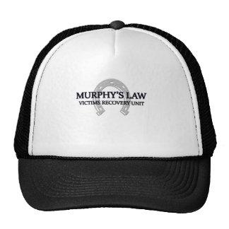 murphys law trucker hat