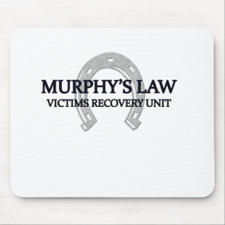 murphys law mouse pad