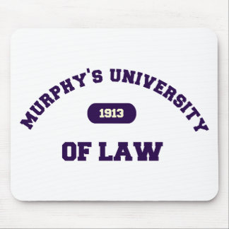 Murphy's Law Mouse Pad