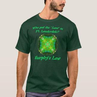 Murphy's Law T-shirt 1