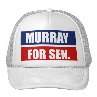 MURRAY 2010 TRUCKER HAT