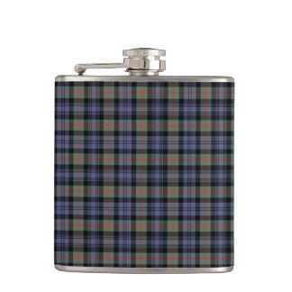 Murray Ancient Clan Tartan Hip Flask
