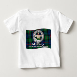 Murray Clan Baby T-Shirt