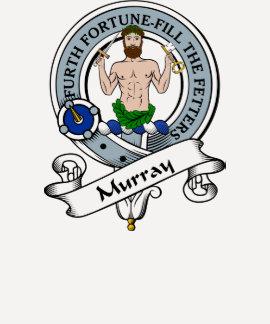 Murray Clan Badge T Shirts