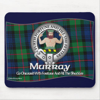 Murray Clan Mouse Pad