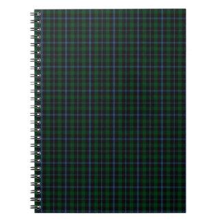 Murray Clan Tartan Notebook