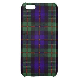 Murray clan tartan scottish plaid iPhone 5C case