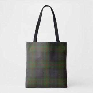 Murray Clan Tartan Tote Bag