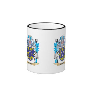 Murray Coat of Arms - Family Crest Ringer Coffee Mug