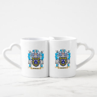 Murray Coat of Arms - Family Crest Couples' Coffee Mug Set