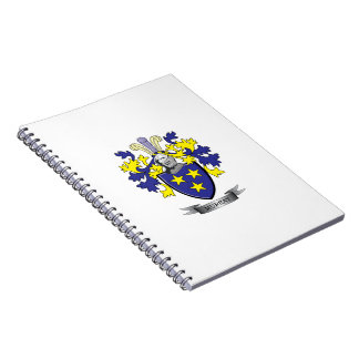 Murray Coat of Arms Notebook