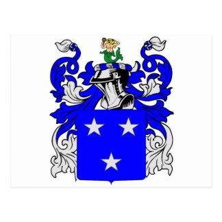 Murray Coat of Arms Postcard