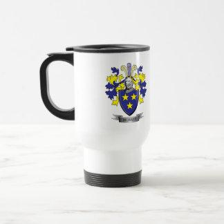 Murray Coat of Arms Travel Mug
