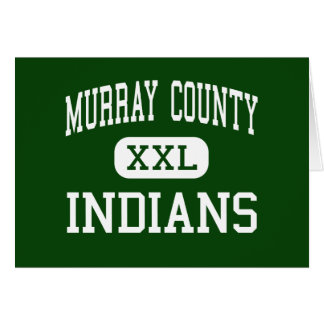 Murray County - Indians - High - Chatsworth Cards