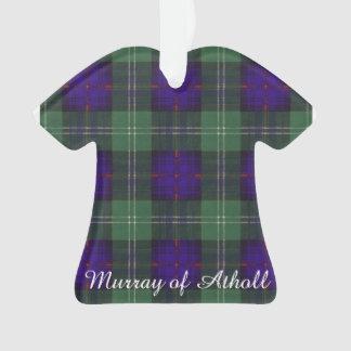 Murray del tartán escocés de la falda escocesa de