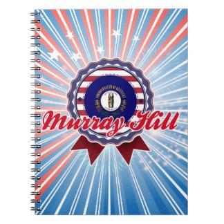 Murray Hill, KY Spiral Notebook