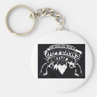 Murray Hill Outlaws Keychain