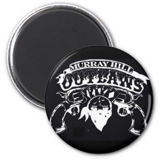 Murray Hill Outlaws Magnet