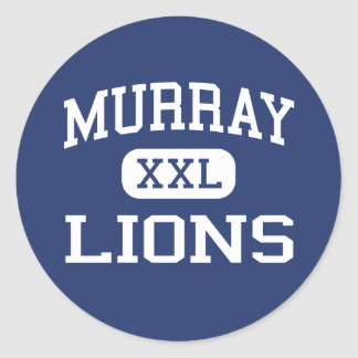 Murray Lions Middle School Stuart Florida Stickers