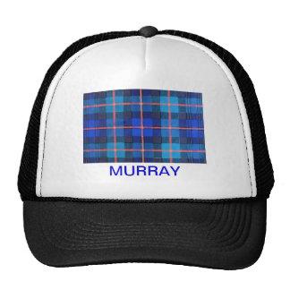 MURRAY of ATHOLE FAMILY TARTAN Mesh Hat
