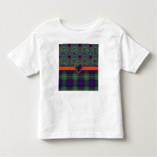 Murray of Atholl clan Plaid Scottish kilt tartan Toddler T-shirt