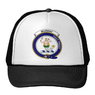 Murray (of Dysart) Clan Badge Trucker Hat